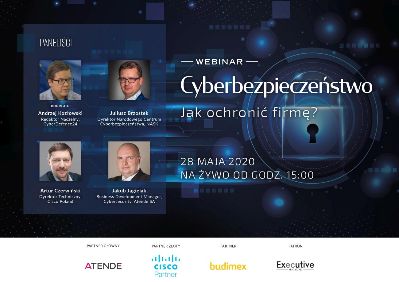 Cyberbezpieczeństwo prelegenci