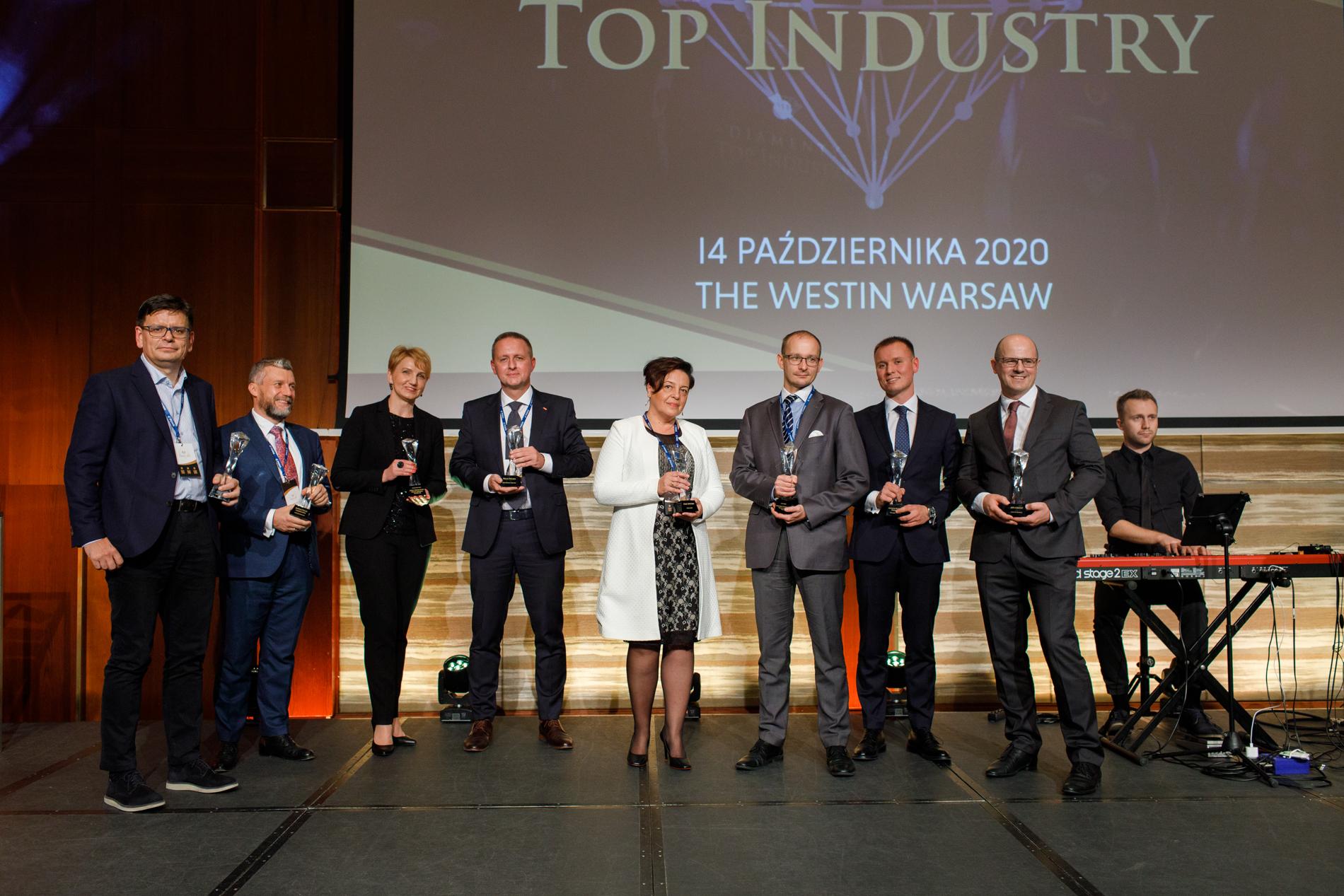 Przemysł przyszłości, czyli relacja z konferencji Top Industry Summit